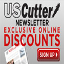 USCutter Newsletter Sign-Up