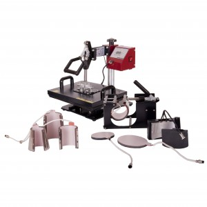 Heat Press Transfer Machine Options