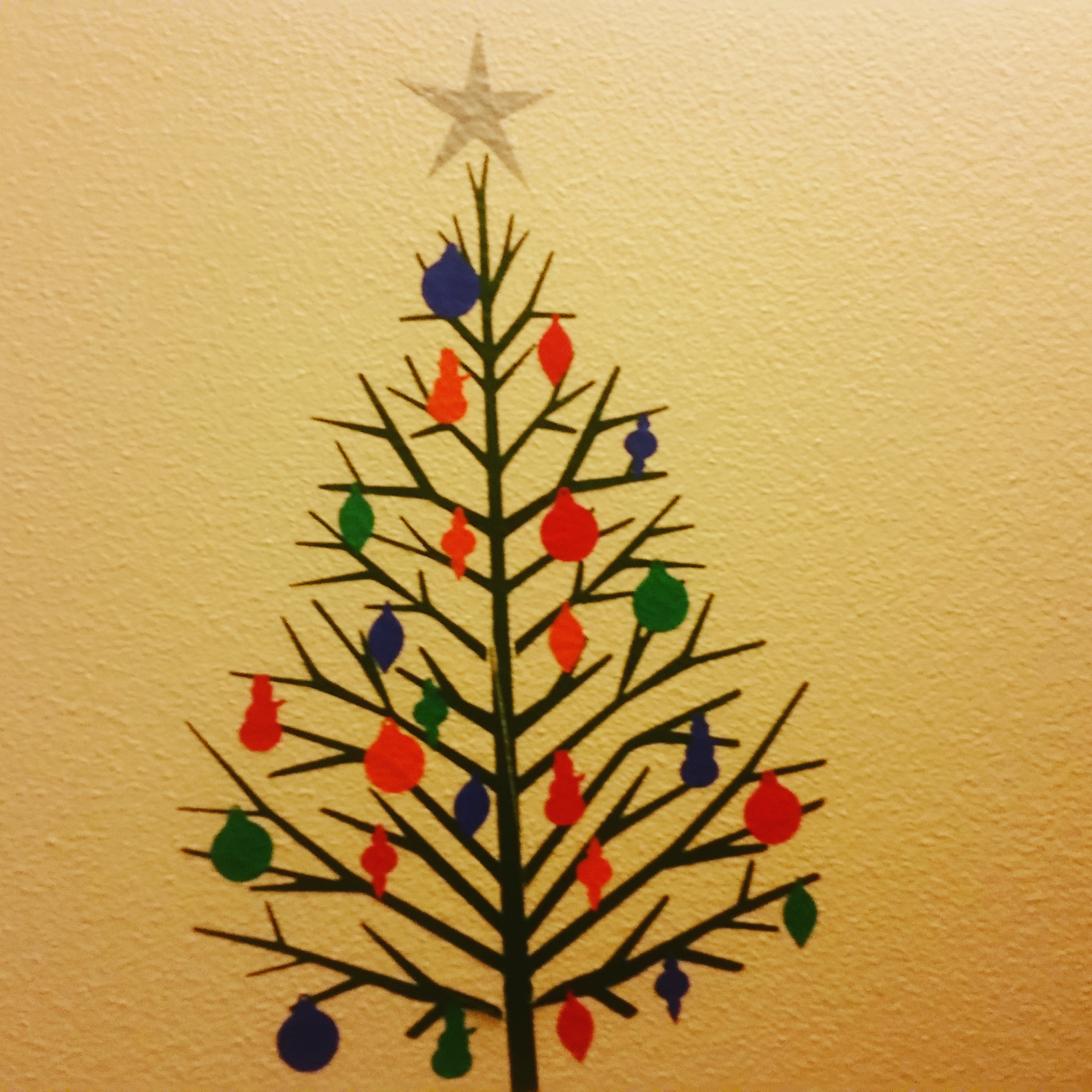 The Amazing 2D Christmas Tree! The Gift of Cuttable Holiday Vector ...