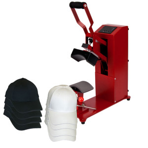 Specialized Cap Heat Press + Free Hats for only $264.99!